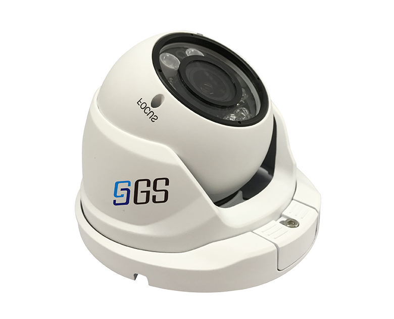 5MP 4 in 1 Varifocal Dome Camera